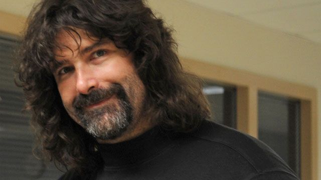 mick foley ear incident