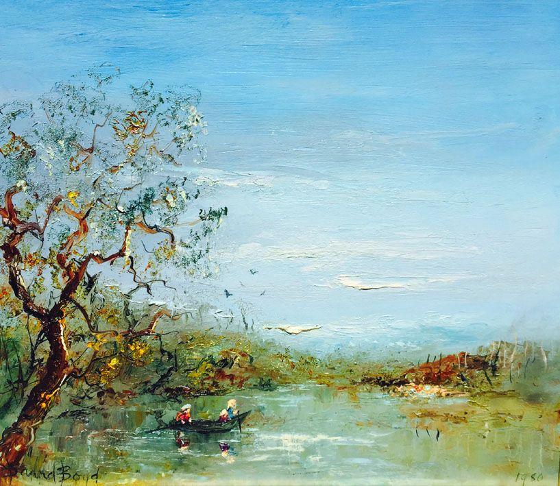 David Boyd, Picnic in the Lake