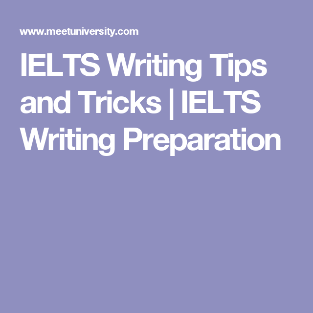 IELTS Writing Task 1 – Tips, Tricks and Secrets with Sample