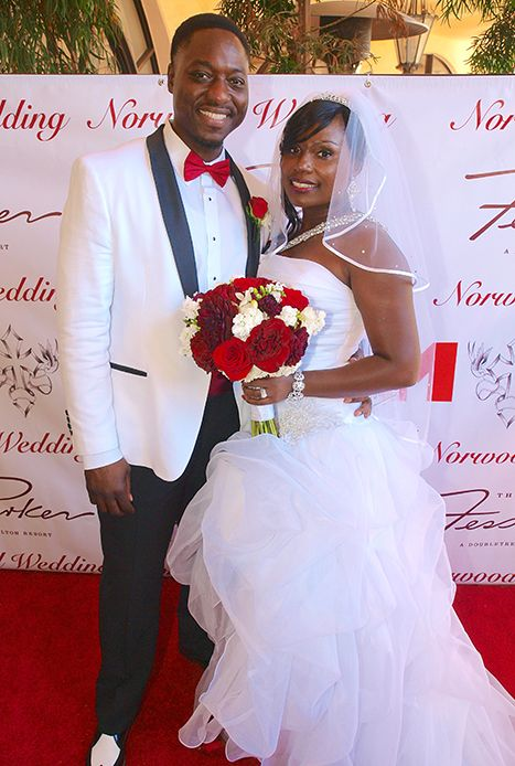 Wondrous Hell On Wheels Dohn Norwood Is Hitched All The Wedding Details Hairstyle Inspiration Daily Dogsangcom