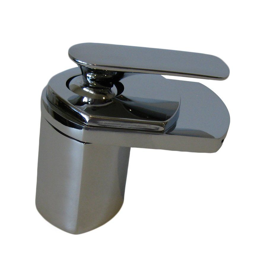 Novatto Chrome 1 Handle Vessel Bathroom Sink Faucet Lowes Com Bathroom Faucets Single Hole Bathroom Faucet Sink Faucets