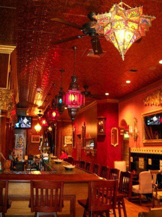 Italian Foods Near Me: Zamaan Hookah Bar And Restaurant, Brooklyn, NY