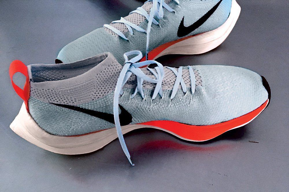 Is this the shoe that will break 2 hours in the marathon