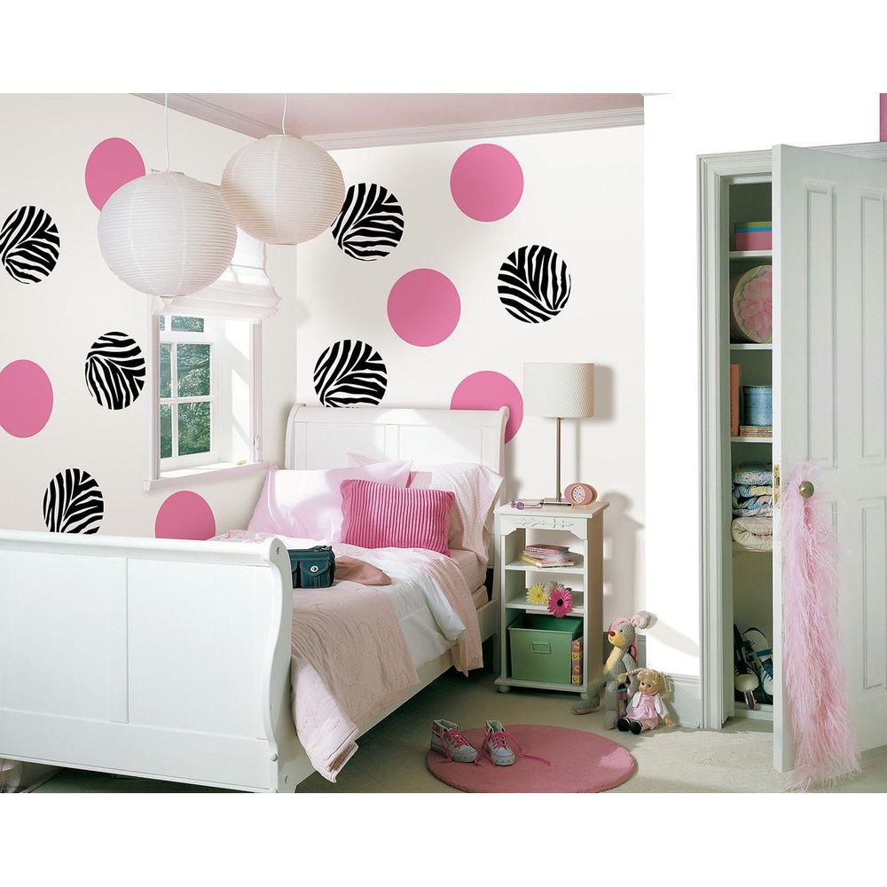 Zebra bedroom wall ideas - Room