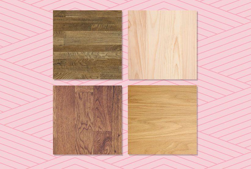 4 Affordable Wood Flooring Alternatives That Look Like The Real Thing Wood Floors Fake Wood Flooring Types Of Wood Flooring