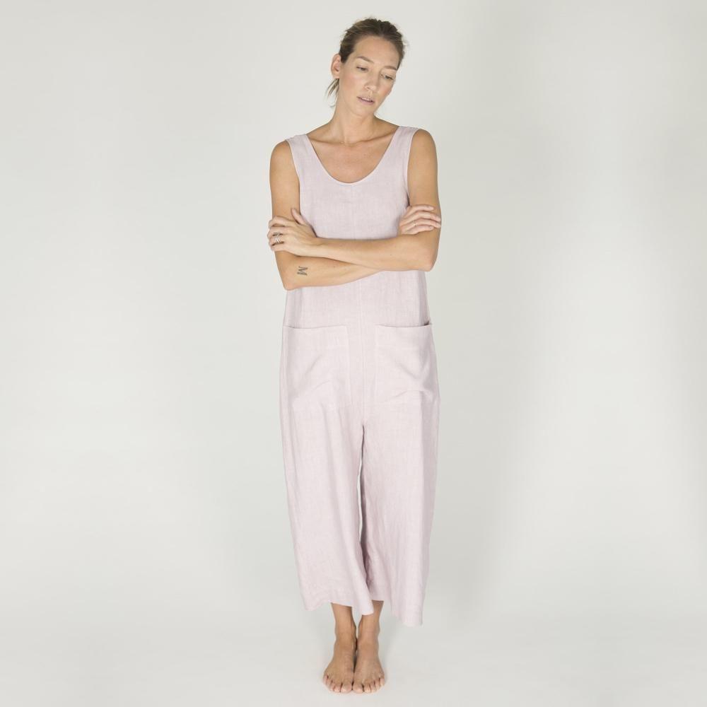 ac0a179a4518 Ilana Kohn 〰 Milo Jumpsuit In Lila  shopyucca
