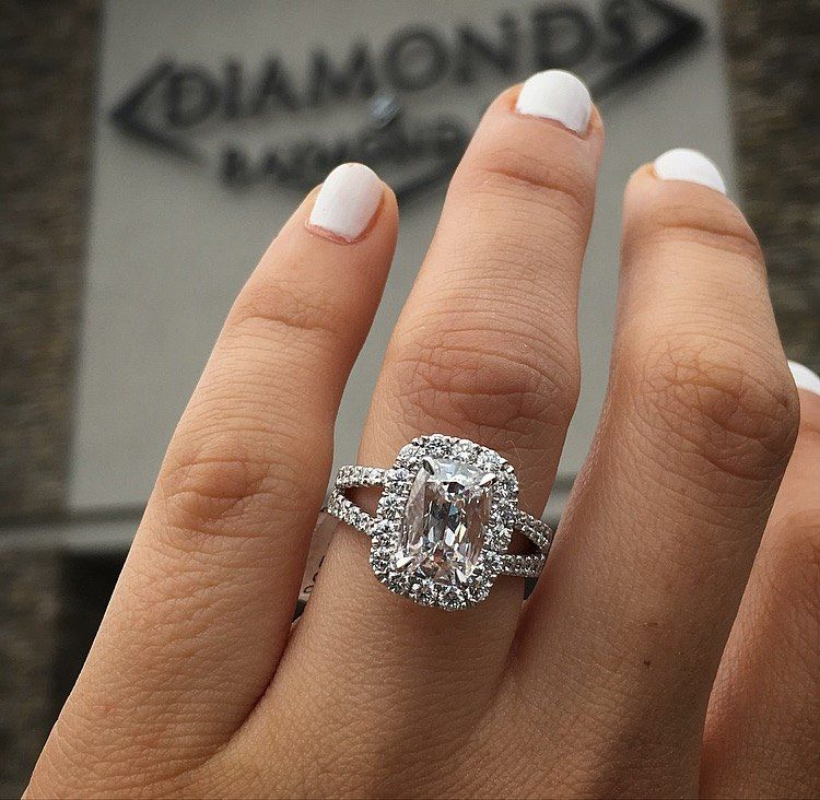Carat Chubby Pear Engagement Ring