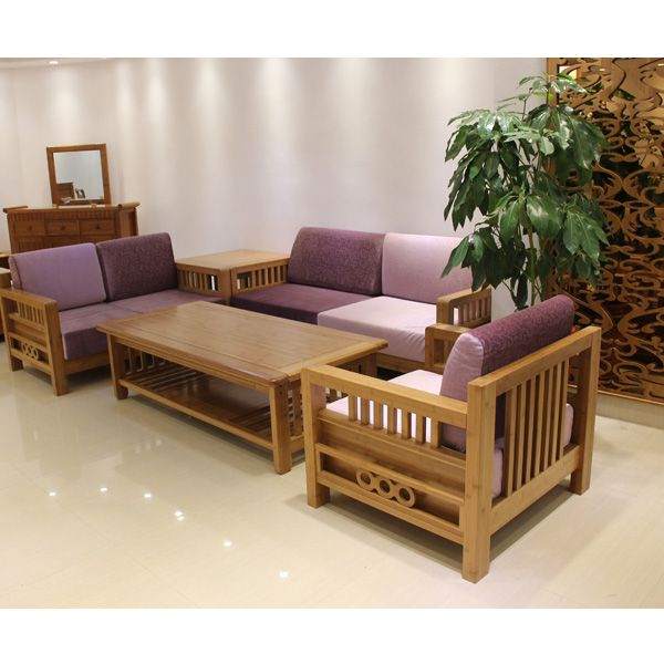 Bamboo Furniture Sofa Coffee Table Wooden Sofa Designs Living Room Sofa Design Sofa Design Wood