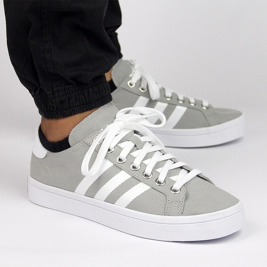 Fashion - Ripped Denim Jeans White Black adidas Shirt* Hoodie/Jacket and  Superstars. Holographic ...