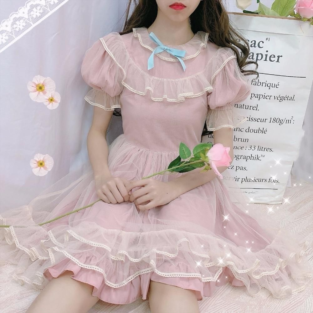 Charlotte Daydream Dreamy Dolly Dress