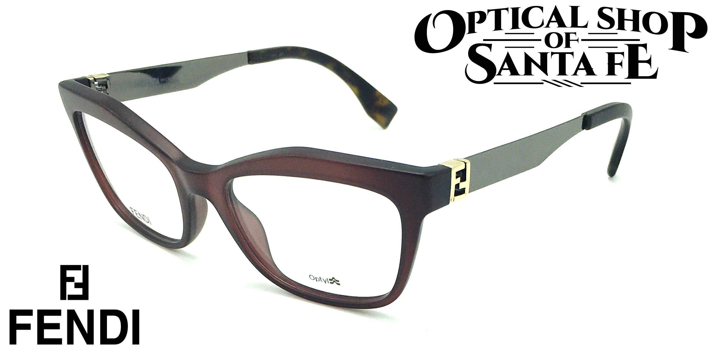 Fantastic Fendi Glasses Frames Ensign - Picture Frame Ideas ...
