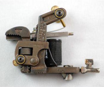Infinite Irons: Custom Tattoo Machines, Tattoo Machine Parts ...