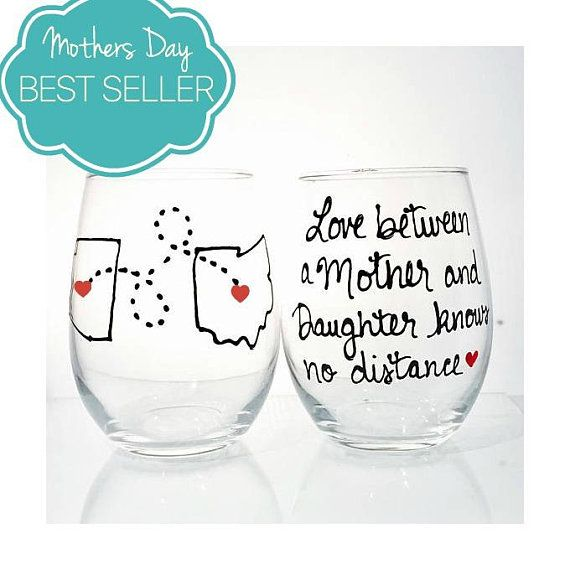 Personalized Gift for Mom Christmas Gifts for Mom from Daughter, Mom