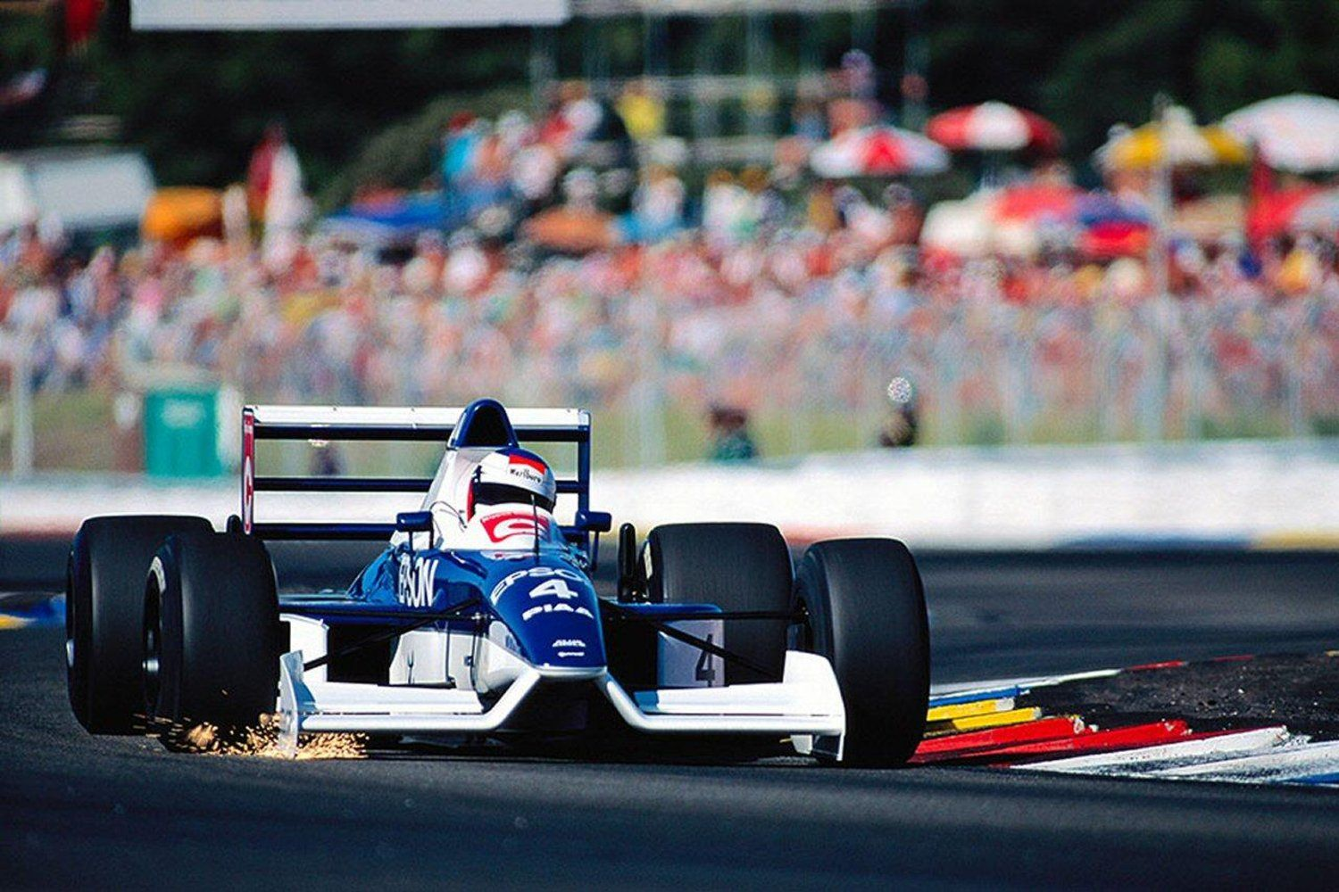 Hot Topics Who's the most underrated F1 driver? Formule
