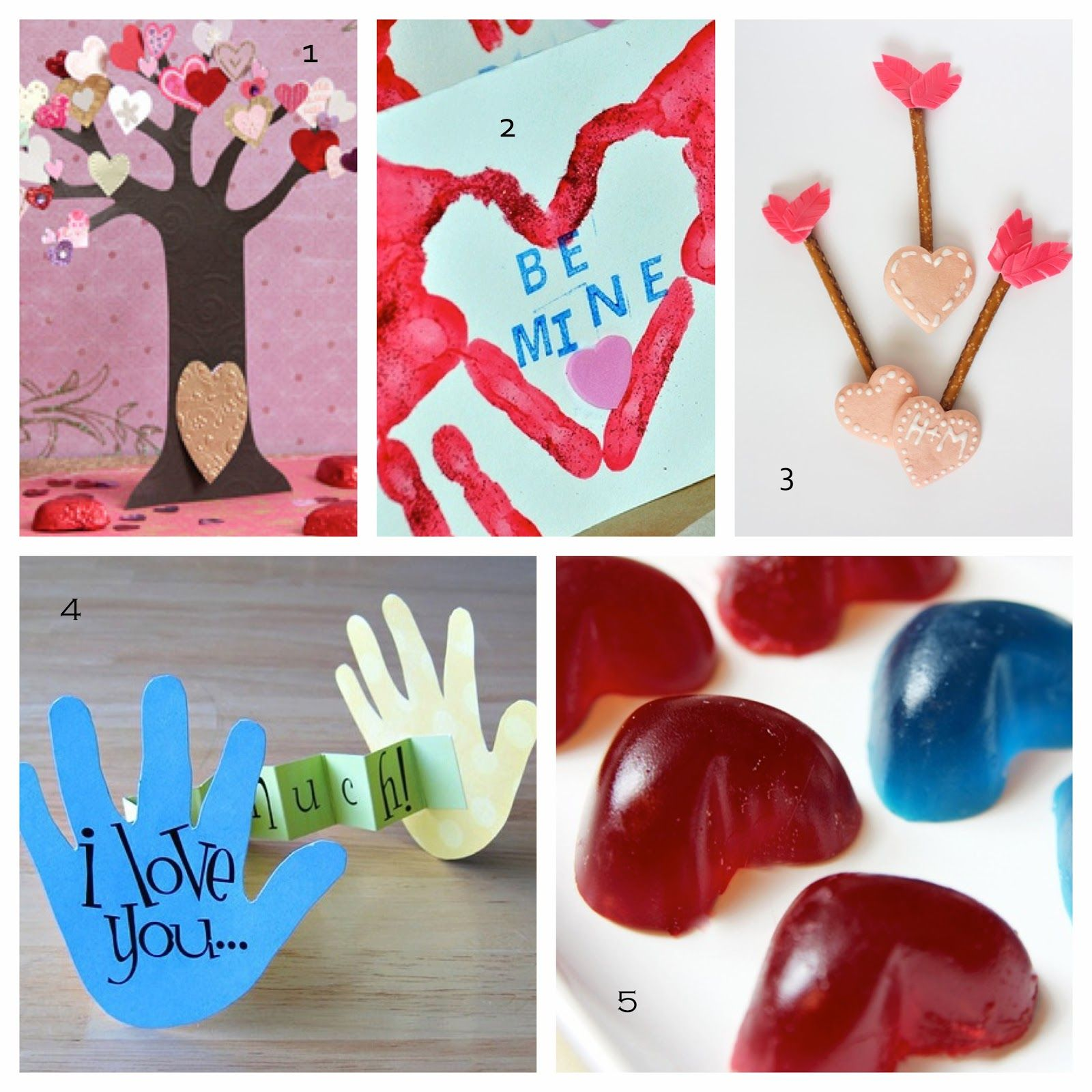 Valentine S Craft And Card Ideas For Playgroup Holidays