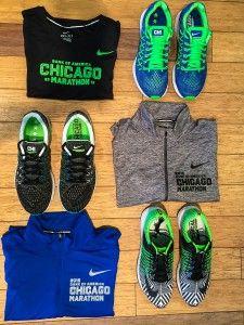 caea72cec6fad Bank of America Chicago Marathon OFFICIAL Nike Gear