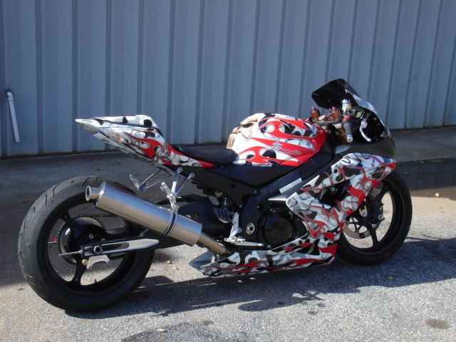 Popular Custom Painted Street Bikes Custom Sport Bikes For Sale