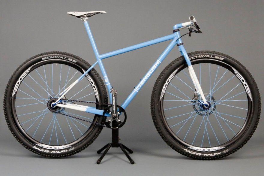 English Cycles Custom Single Speed 29er Bikes Bicycle