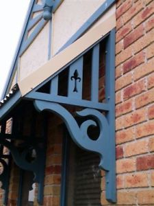 Details about Window Awnings - Quality Timber - Complete ...