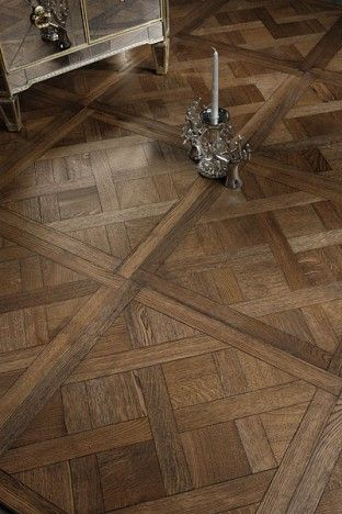 Oak Old Venice  Versailles Mosaic Wood Floors  Coswick
