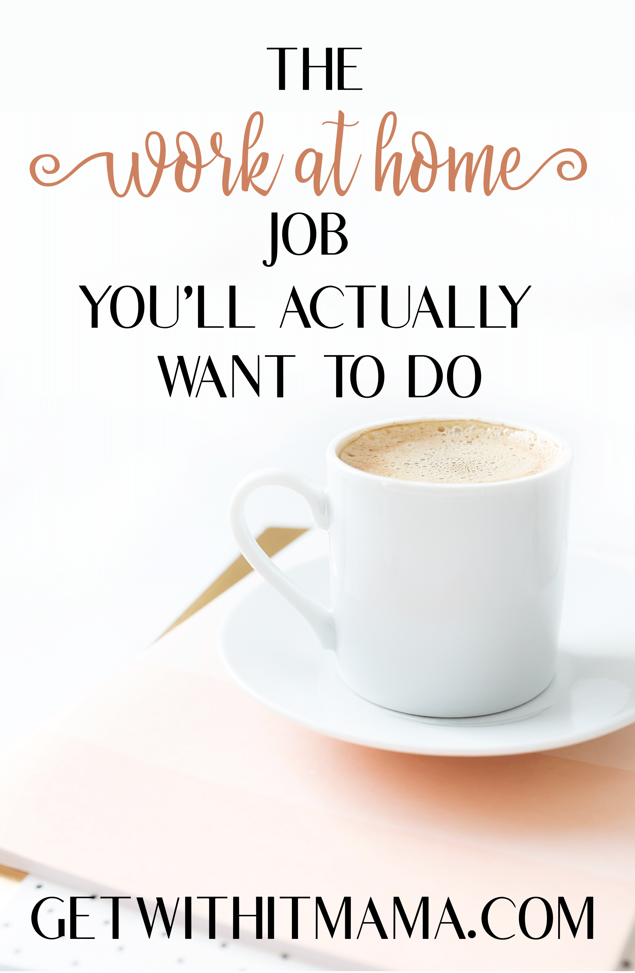 How you can make enough money to stay at home with your kids without ...