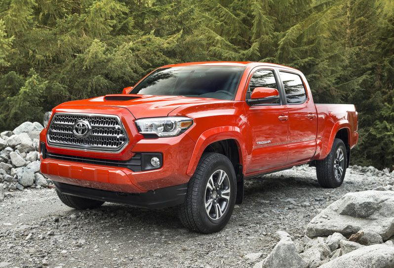 2016 Toyota TRD Sport Confused about what to buy