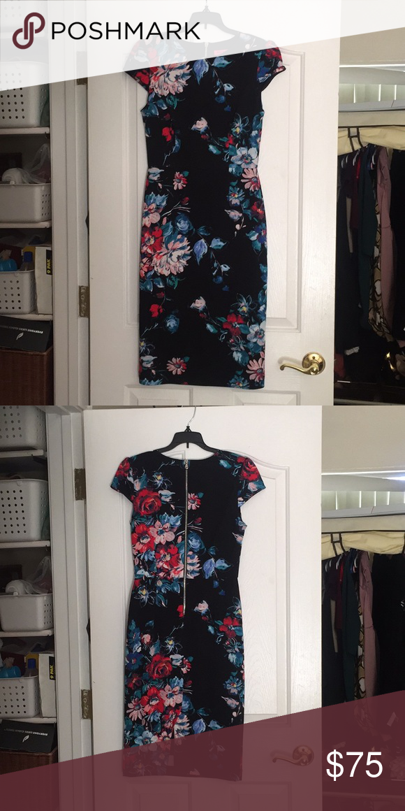 44+ Betsey johnson print stretch midi dress trends