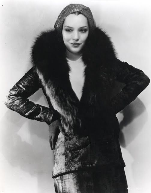 Lupe Velez so chic! So sad she died so tragically.