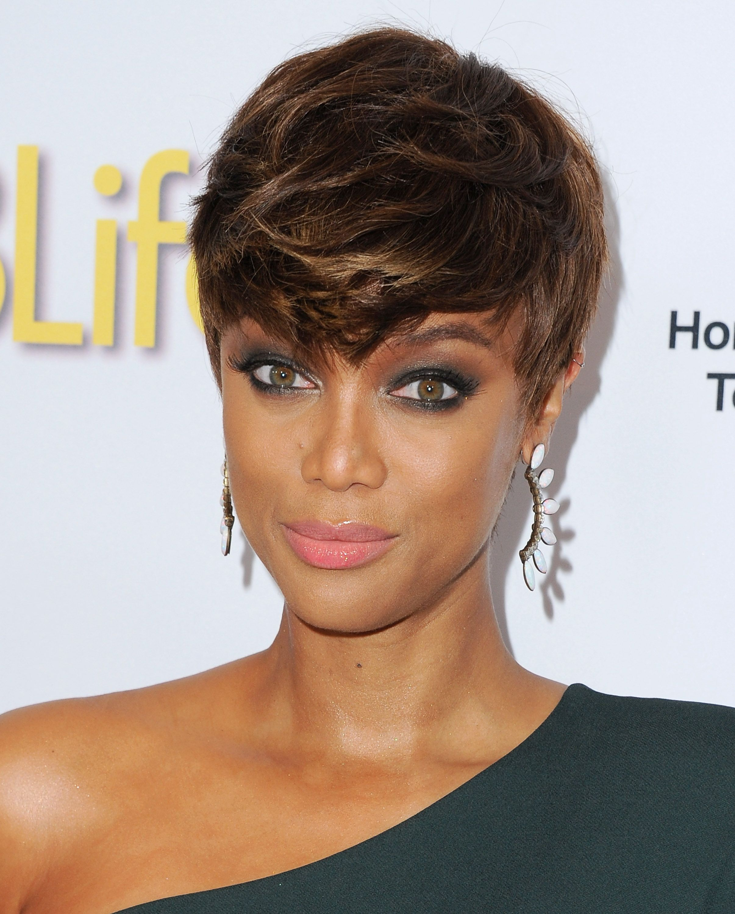 Found on Bing from Tyra banks hair, Tyra