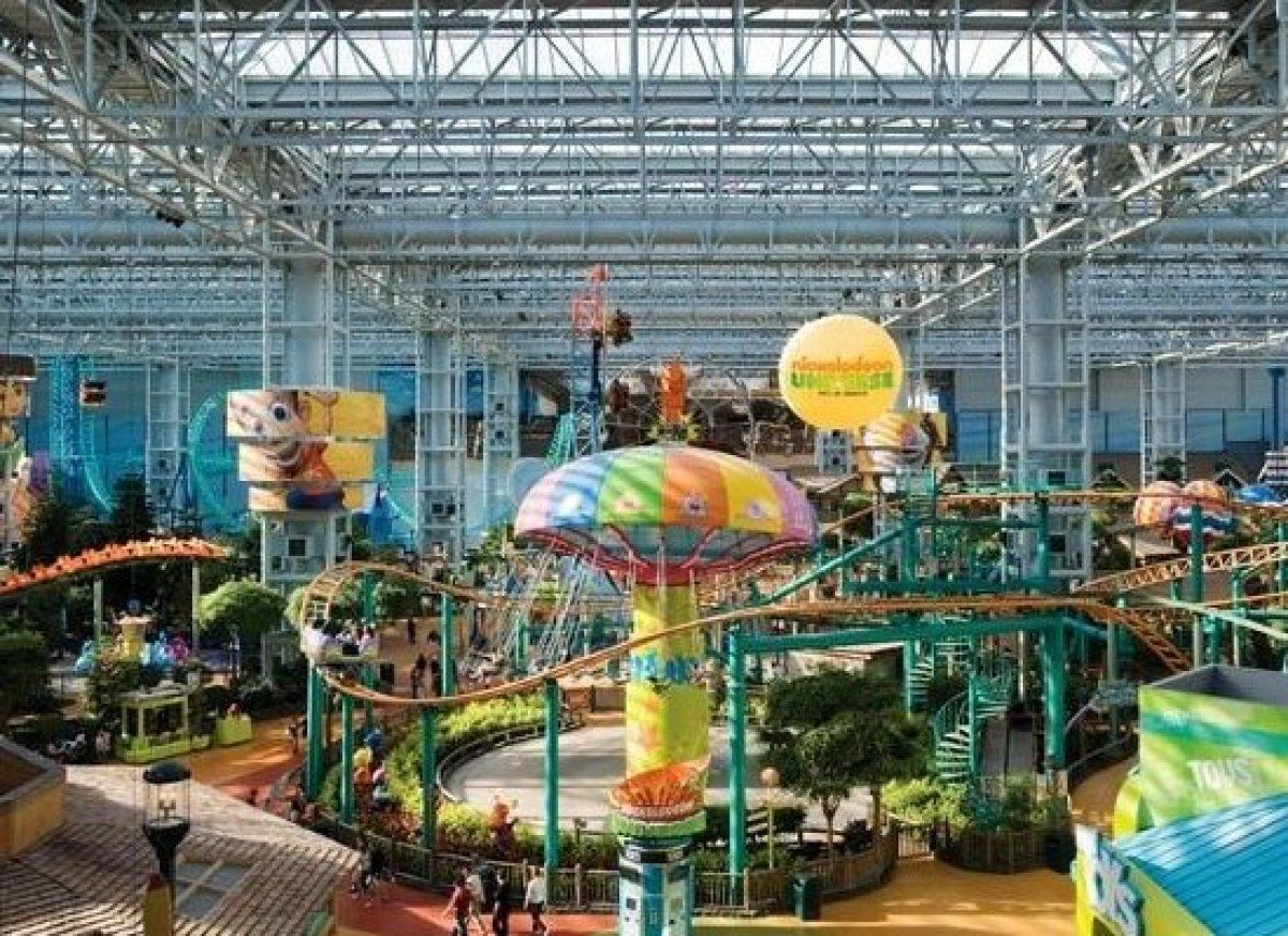 Theme Parks In Virginia