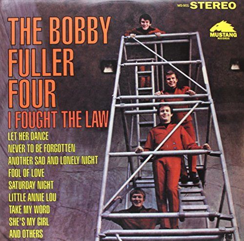 The I Fought The Law Vinyl Hi Horse Records Https Www Amazon Com Dp B002v3xuis Ref Cm Sw R Pi Dp X Qsn5xbpmmxb2c Bobby Classic Album Covers Vinyl Music