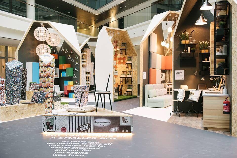 IKEA UAE 25 Year Celebration | Dubai design week, Interior