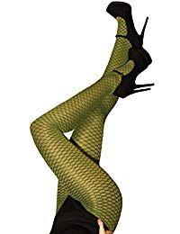 5bca31f1d Amazon.com  Cecilia de Rafael Hosiery - Greens   Sheers   Socks   Hosiery   Clothing