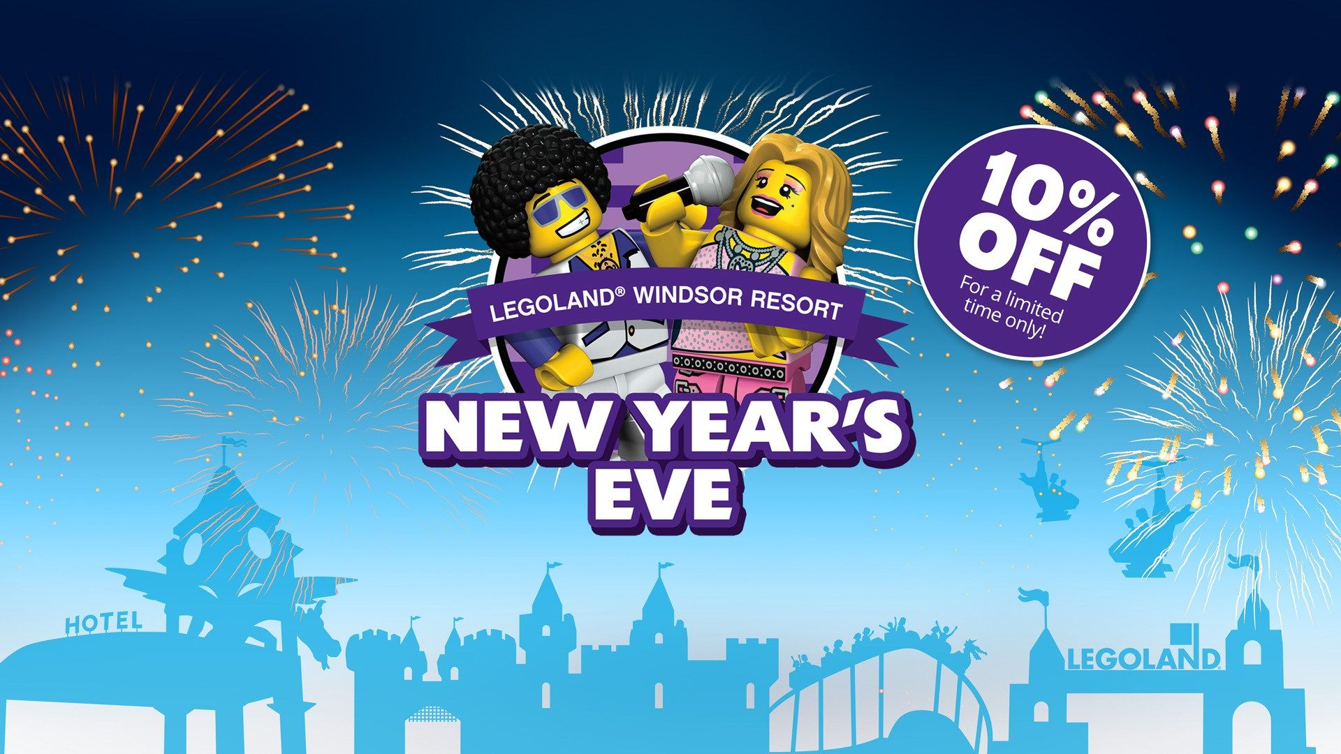 Legoland – 10% Off New Year\'s Eve – Limited Time Only!   Bargains ...