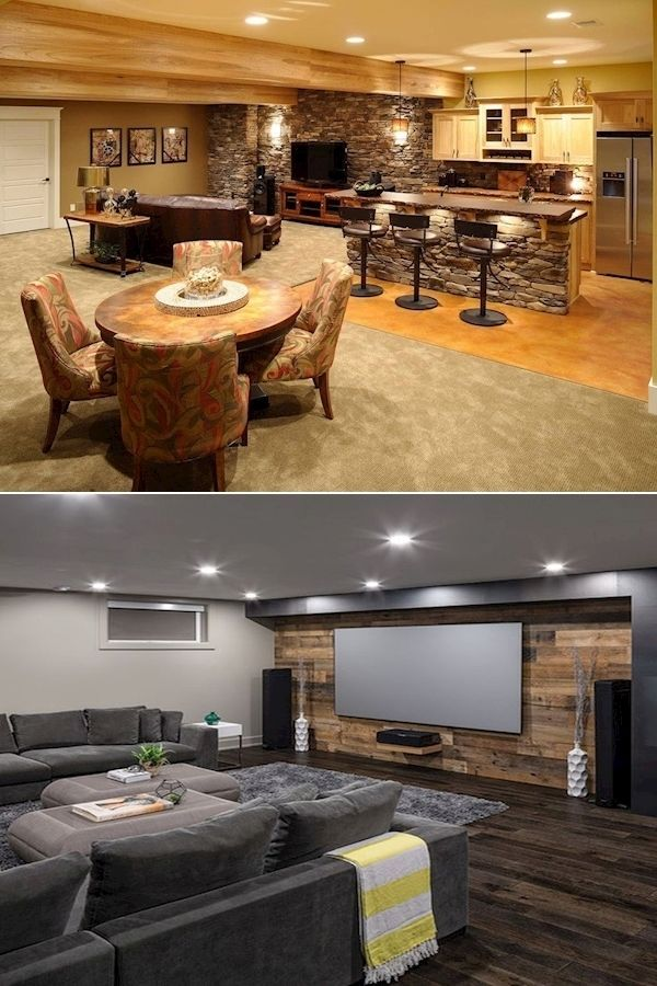 Photo of Finish My Basement | Basement Bedroom Decorating Ideas | Awesome Basements