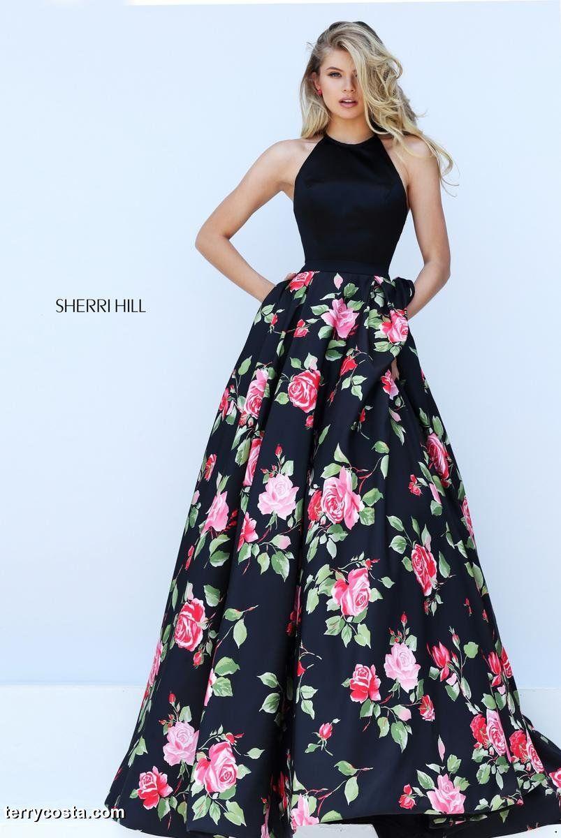 Sherri hill dress terry costa dallas terrycosta
