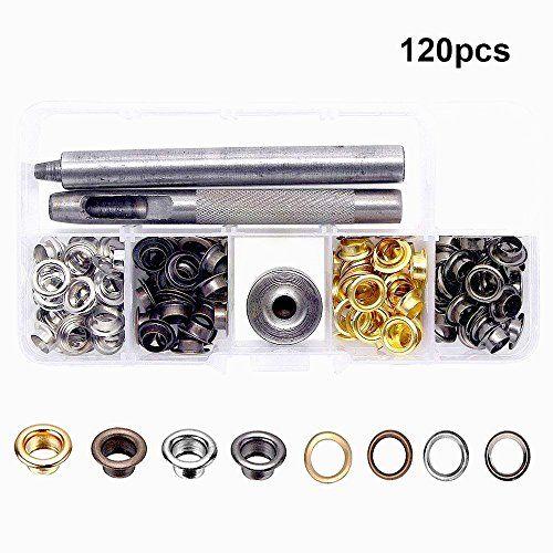 Yakamoz 120 Kit de Grommets Eyelets Grommets Oeillets avec 3pcs - deshumidificateur d air maison