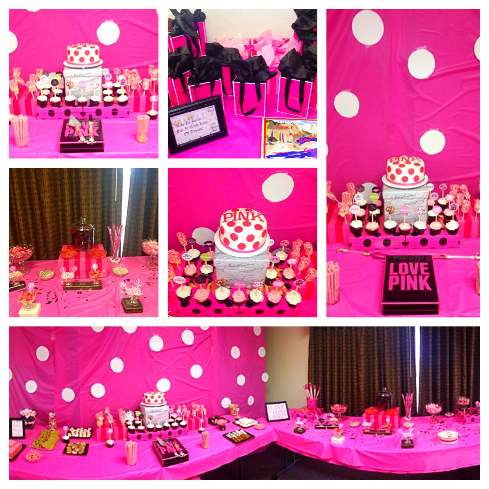 Serenity's 12th Victoria Secret Juicy Couture Birthday