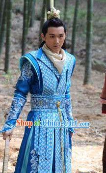 ba1b1e90b Chinese Tang Dynasty Prince Men Clothing   Halloween   Chinese ...