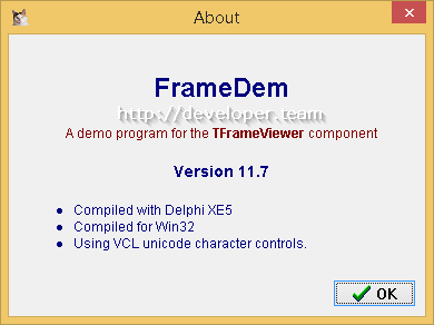 HTML Viewer Components for Delphi, Lazarus and C++Builder