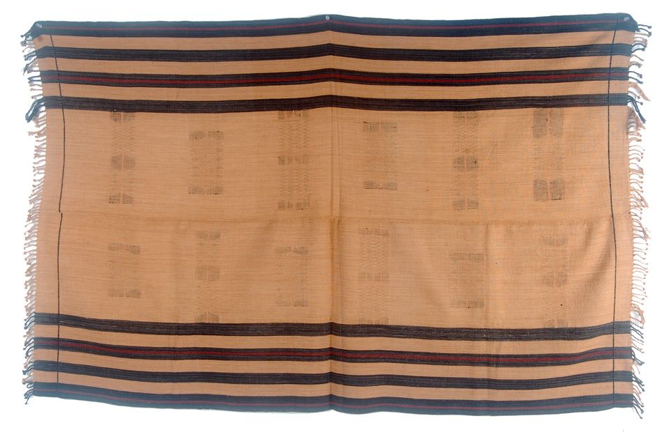 Naga Shawl, Nagaland, India, First Half 20th Century