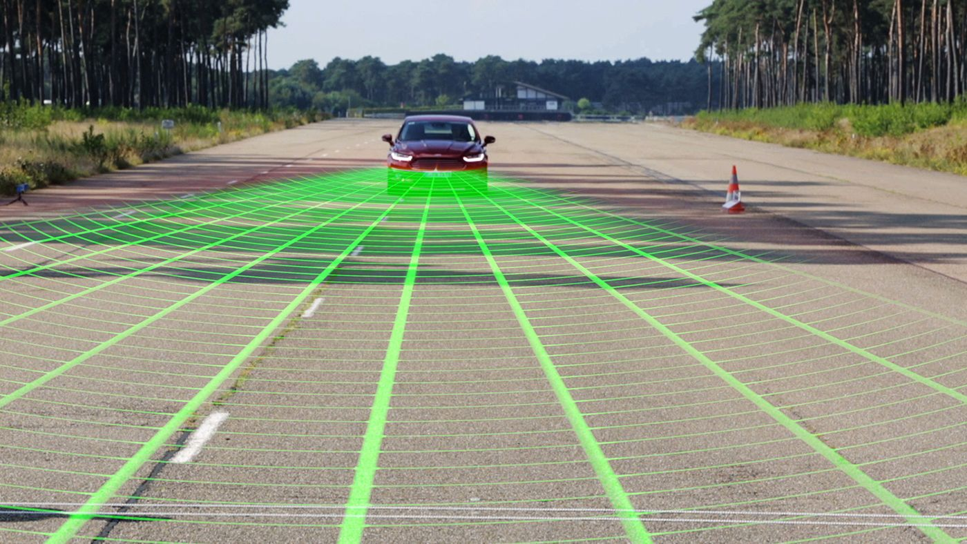 Advanced Safety Feature Ford Pre Collision Assist Shebuyscars