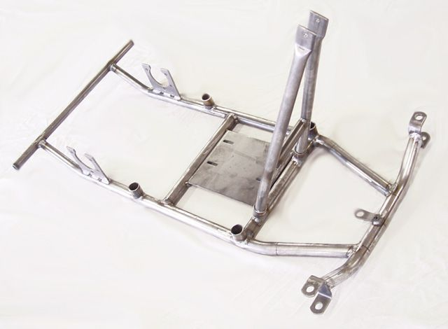 Unpainted Barstool Frame Bar Stool Project et Kart Sales