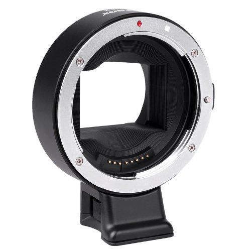 Viltrox EF-NEX III Auto Focus Adapter for Canon for EOS EF EF-S Lens ...