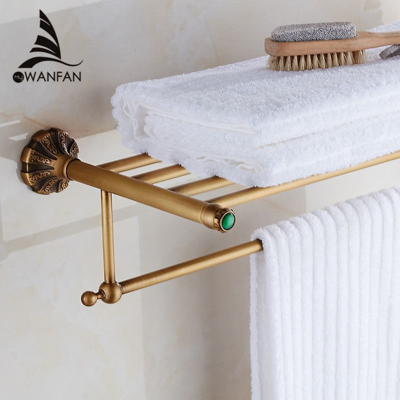 New Arrival Bathroom Accessories Classic Antique Brass Bathroom