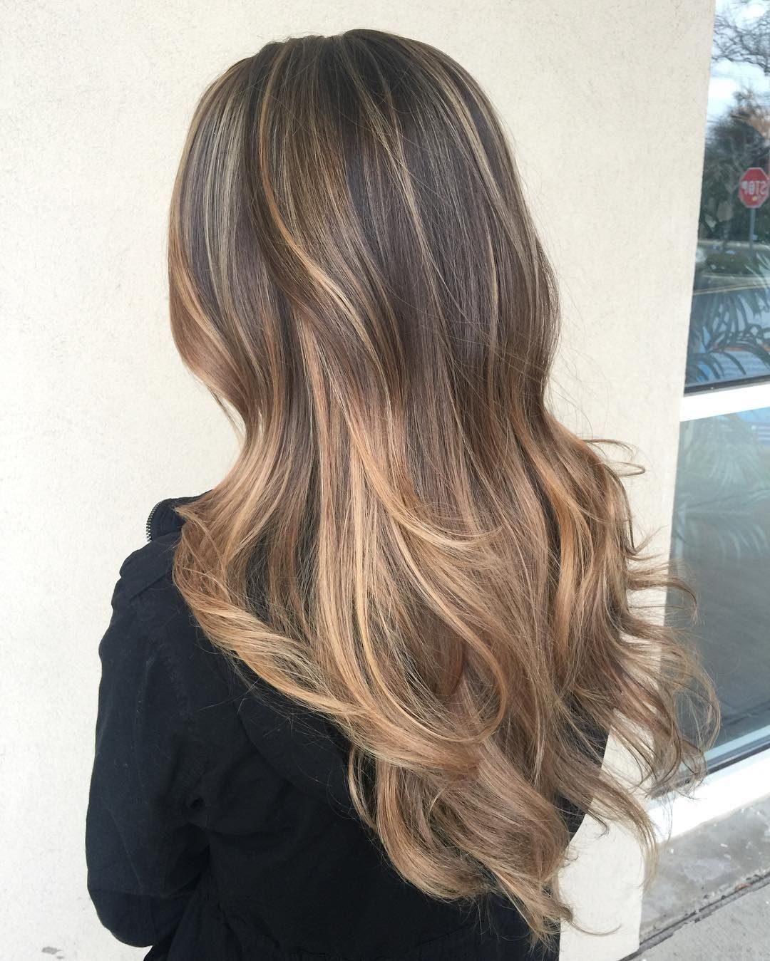 Going For The Golddddd Love This Warm Blonde By Instagram User