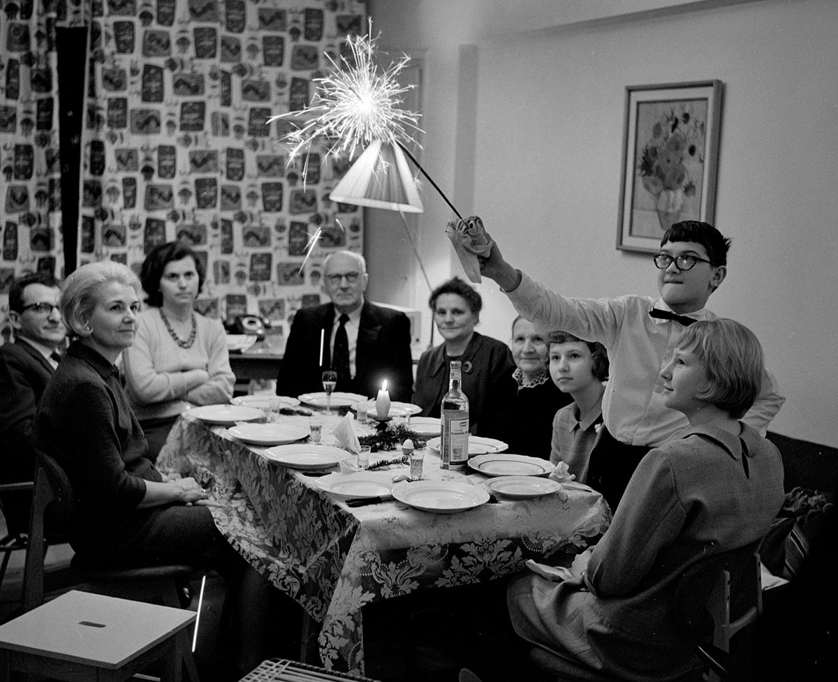 In poland christmas eve dinner is the most important celebration of 12 foods of christmas eve polish dinner photo romuald broniarek forum forumfinder Choice Image