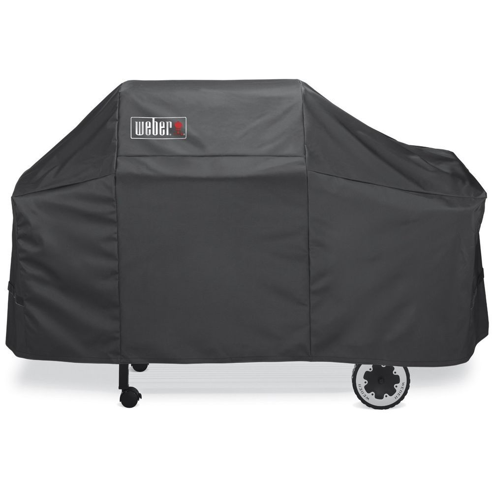 For Weber 7552 Premium Black Cover Fits Weber Genesis Silver Gold Gas Grills Weber With Images Gas Grill Covers Grill Cover Weber Grill Cover