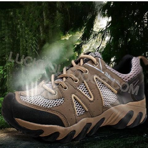 Quick dry outdoor shoes
