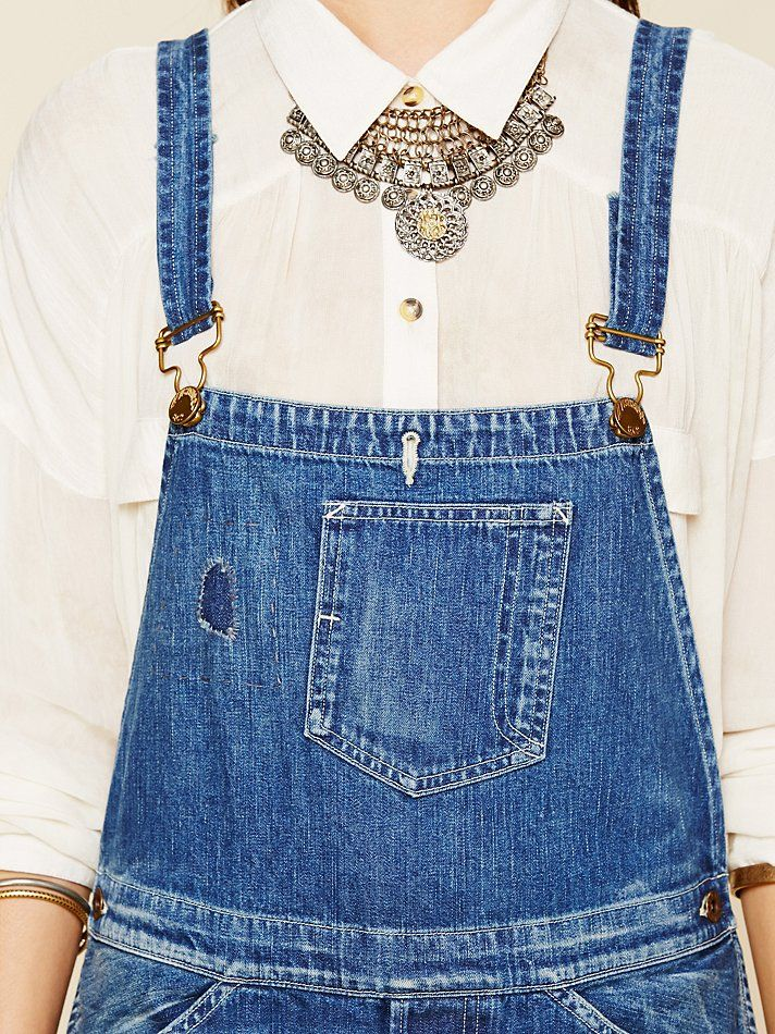 Levi's Overall at Free People Clothing Boutique